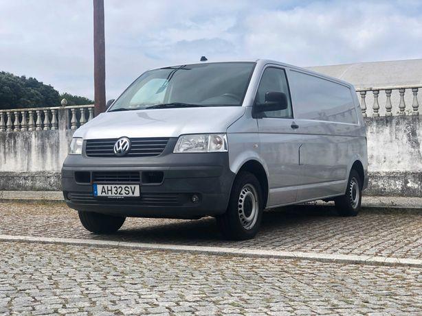 Carrinha Volkswagen Transporter Comercial