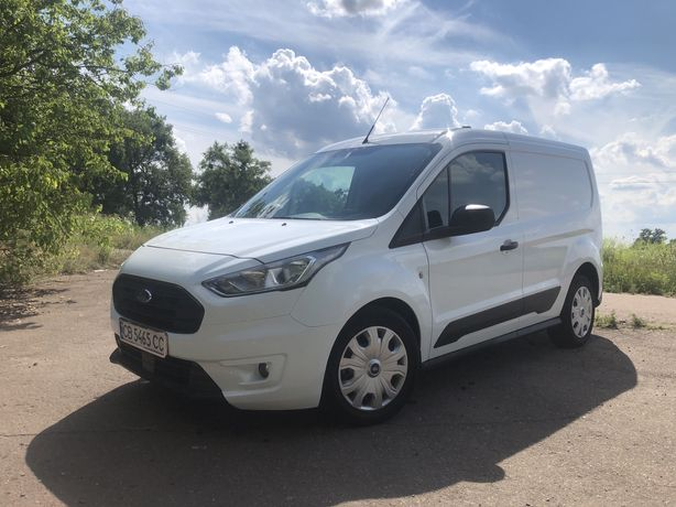 Ford transit connect 2019 АТ 120л.с 88квт