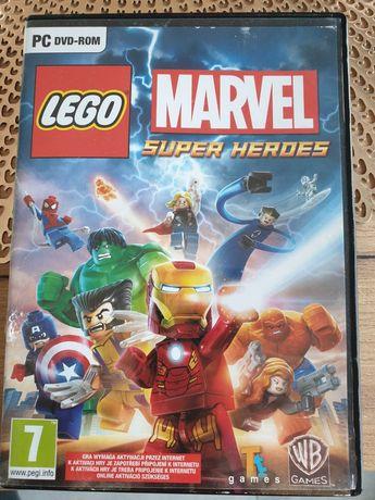 Gra Lego Marcel Super Heroes