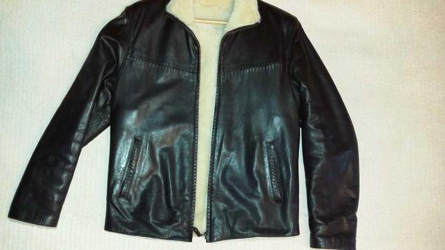 Дубленка Romano vizoni 48 р.зимняя куртка