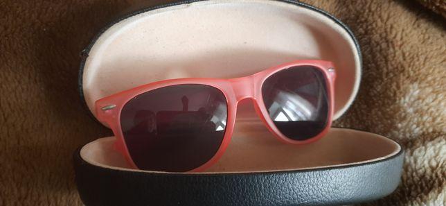 Очки солнцезащитные Ray Ban. В футляре
