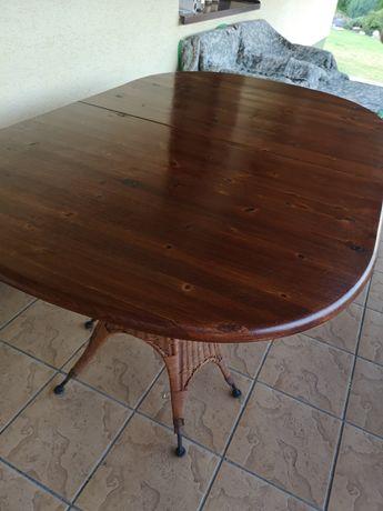 Stół rozkładany sosna