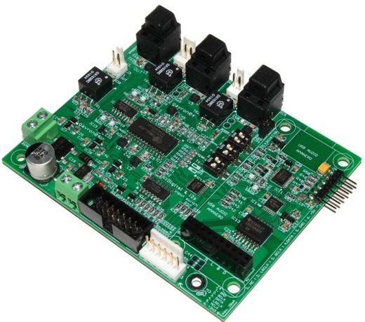 Selektor cyfrowy CS8416 (2x SPDIF, 2x TOSLINK, 1x I2S, 1x Bluetooth)