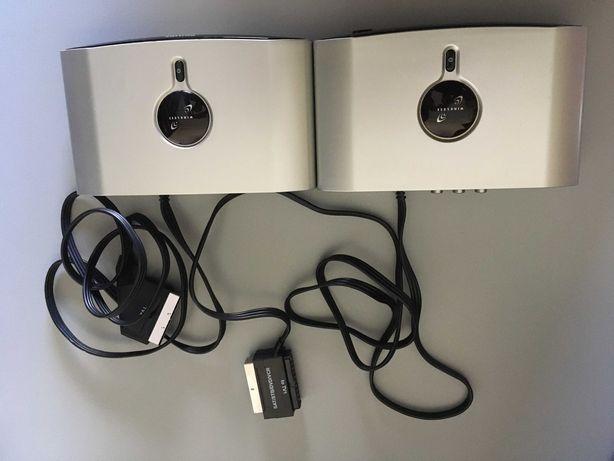 Transmissor de Audio/Video Phillips SLV3220