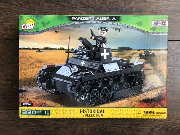 COBI 2534 Czołg Panzer I Ausf. A - NOWY
