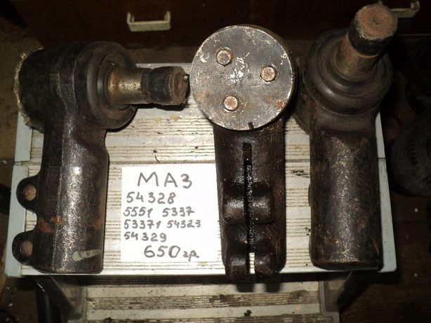 наконечник рулевой тяги маз краз 256 6510 зил газ урал паз лаз СССР