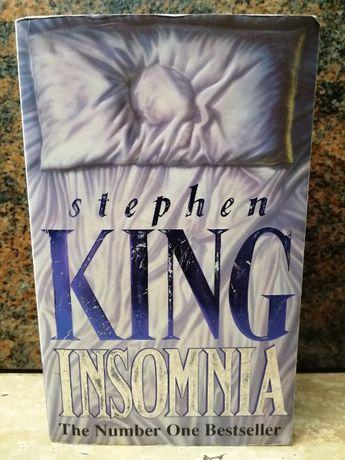 INSOMNIA Stephen King (książka w j.angielskim)