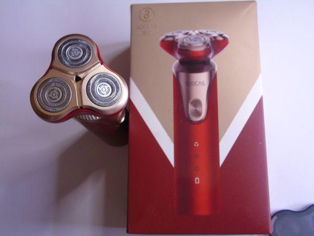 Електробритва Soocas S3 червона коробка документи шнур ціна 650грн