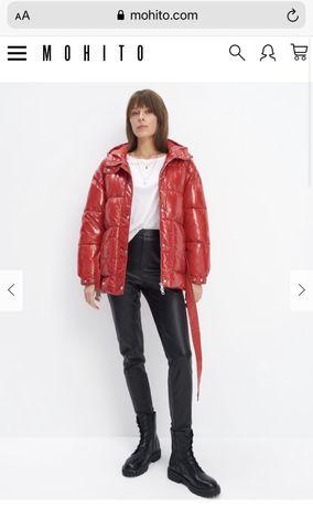 Куртка под пояс