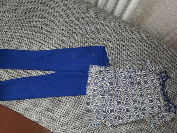 Брюки + блуза. Комплект. Футболка, штаны женские.