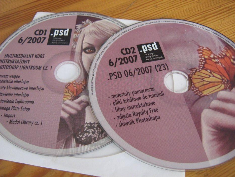 Magazyn .psd 6/2007 2 CD Krapkowice - image 1