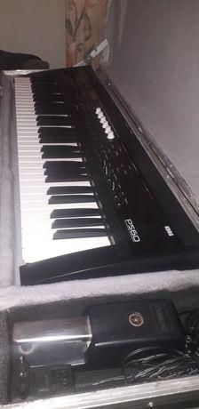 Urgente: vendo teclado KORG PS60