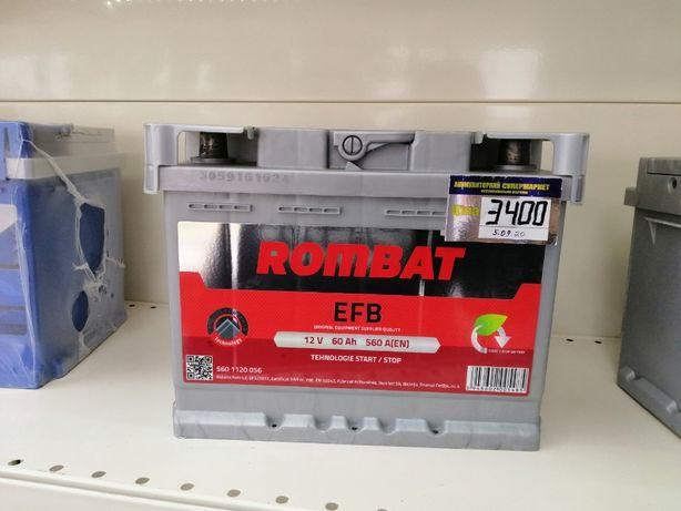 Акумулятори Старт-Cтоп Start-Stop EFB, AGM, Таксі, Вантажні / грузові