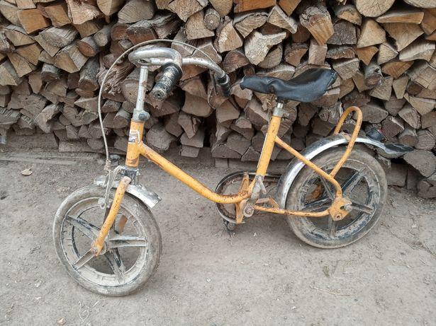Велосипед дитячий Зайчик