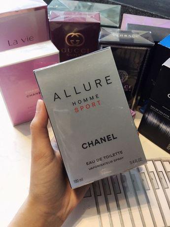 Chanel Allure Homme Sport! Фото реальные!
