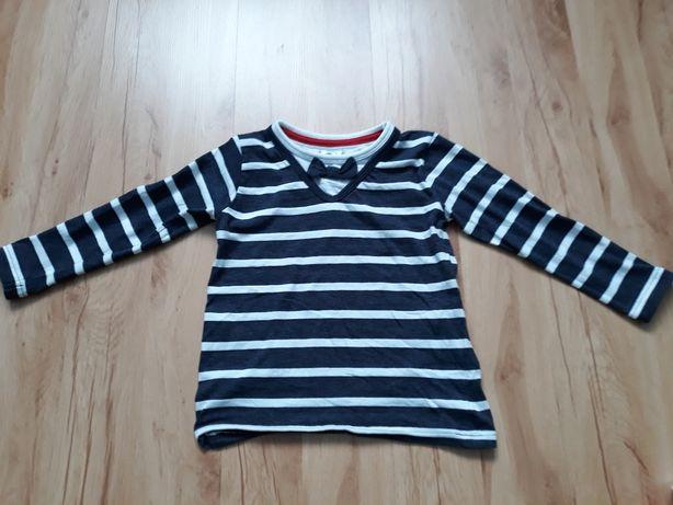 Bluzeczka bawełniana dla 4-5 letniego chłopca, rozm. 110