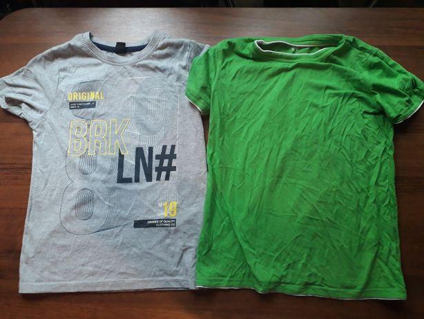 Koszulki 134 zestaw