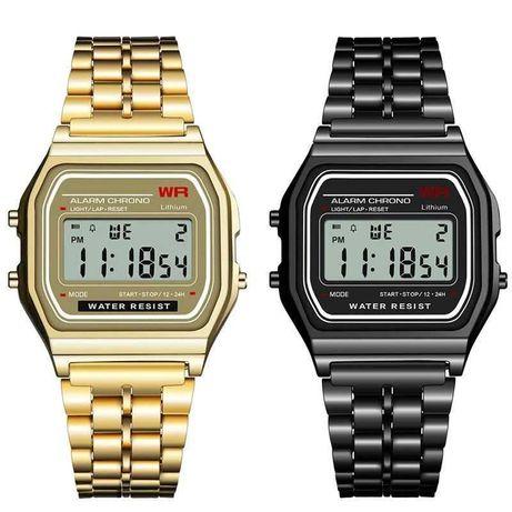 часы-аксессуар для мужчины на руку
