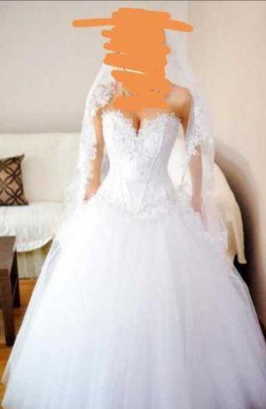 Suknia ślubna Farage Cinderella