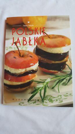 Książka kucharska Polskie jabłka