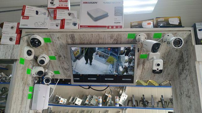 """""""Магазин замков """" Видеонаблюдение , видеокамеры, видеодомофон ."""