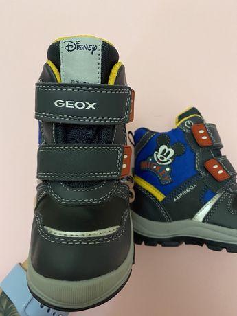 Ботинки Geox зимние
