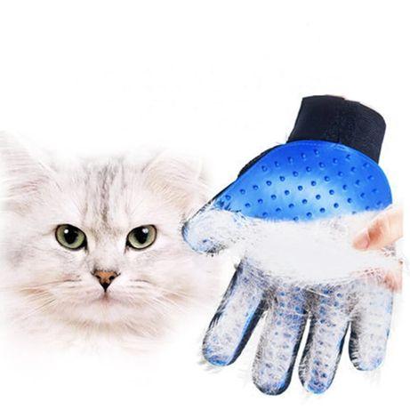 Luvas para tratamento de animais