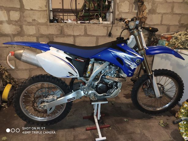 Yamaha YZ250F 2011 року