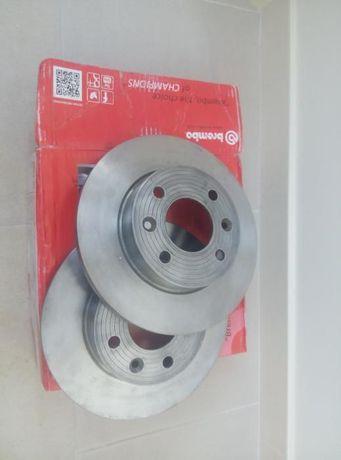 Передние тормозные диски BREMBO