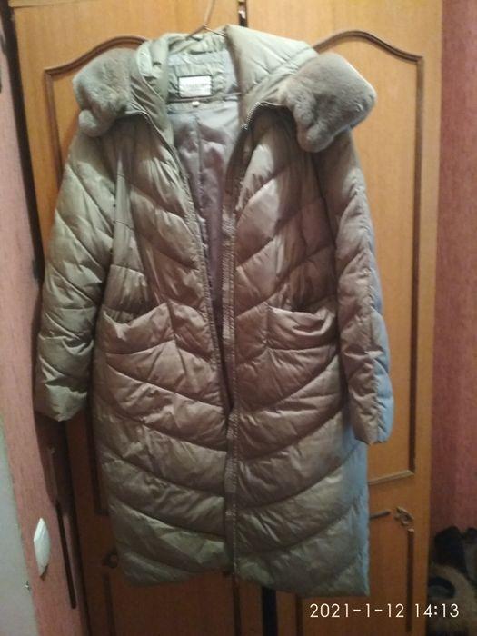 Зимнее женское пальто пуховик Житомир - изображение 1