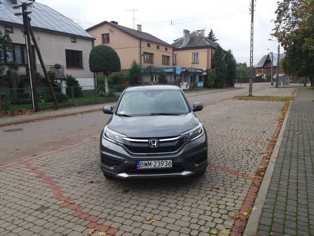 Honda  CR-V LIFT