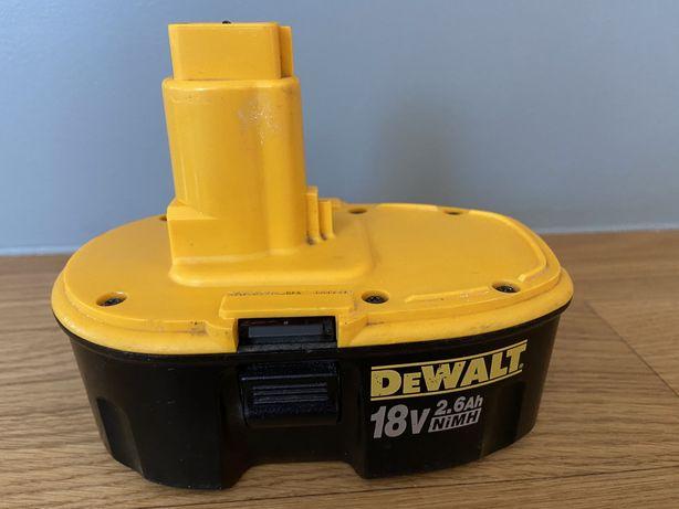Akumulator bateria Dewalt 18v