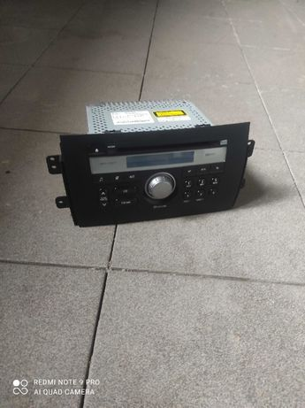 radio samochodowe radioodtwarzacz cd suzuki sx4 fiat sedici wysyłka