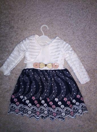 Платье / плаття 74 - 80 розмір