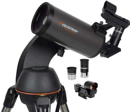 Teleskop Celestron NexStar 90 SLT automat