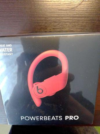 Sprzedam słuchawki sportowe NOWE Powerbeats PRO.