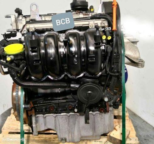 Motor Vw Golf IV Audi A3 Seat Toledo Leon Cordoba 1.6i 16v Ref.BCB