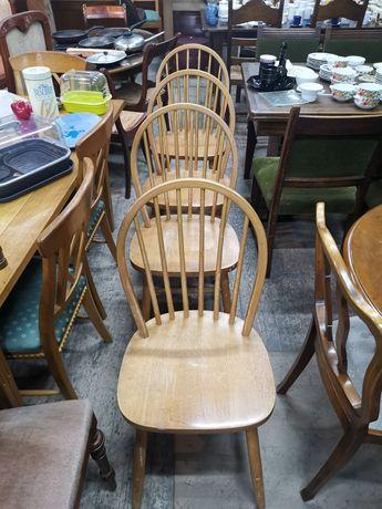 Krzesła patyczaki 4 szt