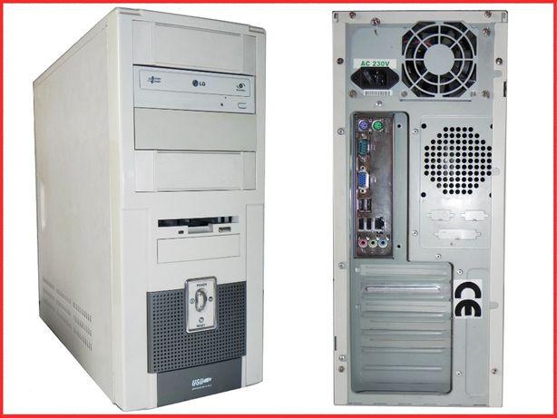 ПК: Intel Core2Duo E6550/3 Gb DDR2-800/video int 256Mb/HDD 80Gb/DVD-RW