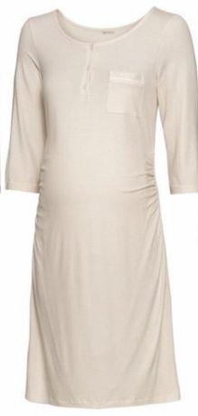 Piżama ciążowa + piżama do karmienia