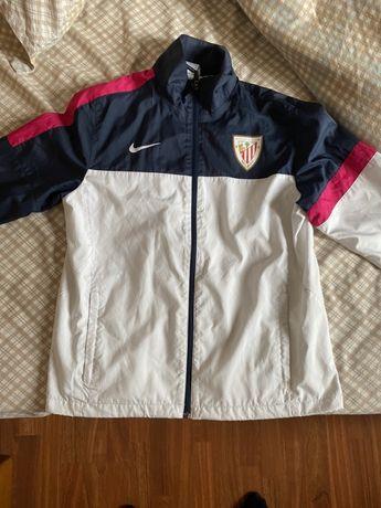 Casaco Nike, Atletico de Bilbao. Tamanho M
