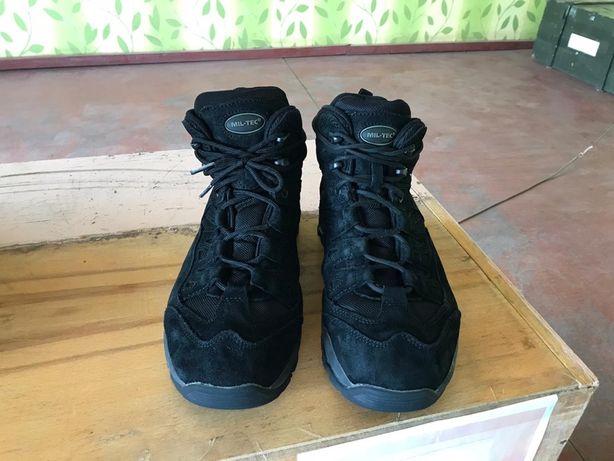 Продам Берцы ботинки Mil-tec Trooper Squad 5 BLACK 43р берці военные