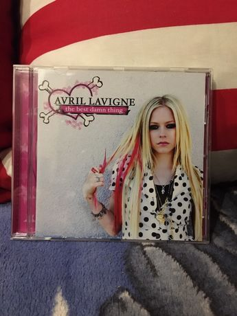 "Avril Lavigne ""the best damn thing"""