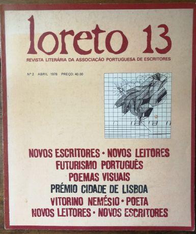 revista loreto 13, abril 1978