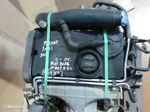 Motor Volkswagen Passat (3C2)