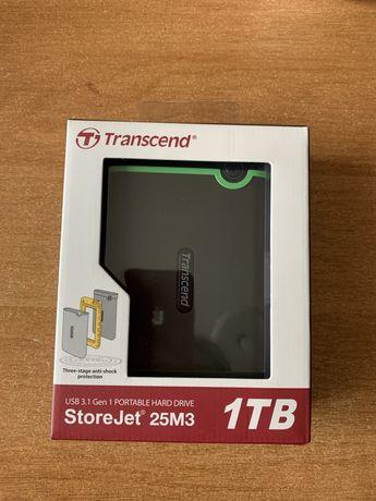 Жорсткий диск Transcend 1 TB