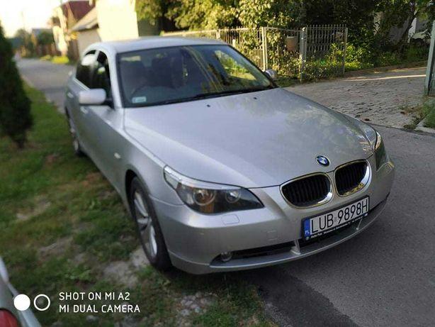 BMW E60 2.5b Anglik zarejstrowany