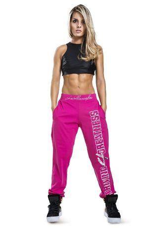 Calça Sweat Greatness Pink – LaBellaMafia