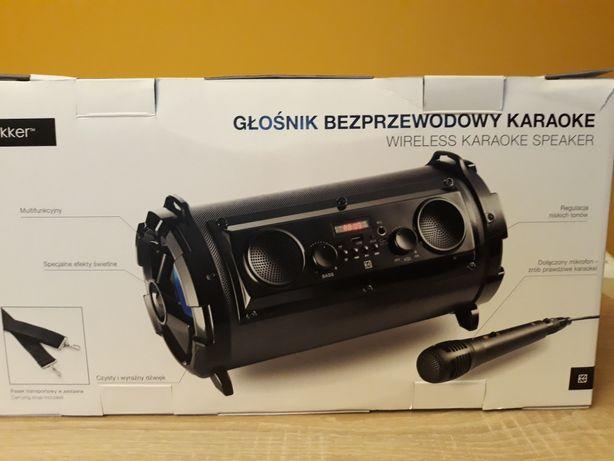 Głośnik karaoke Hykker Bluetooth