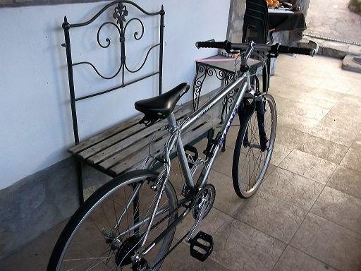 Bicicleta marca Giant modelo Terrago